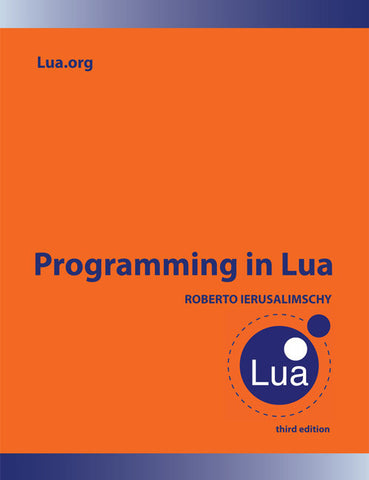 Programming in Lua, Third Edition