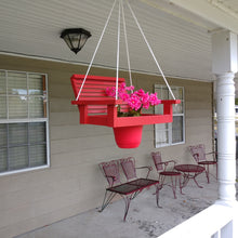 Load image into Gallery viewer, Red Planter Swing