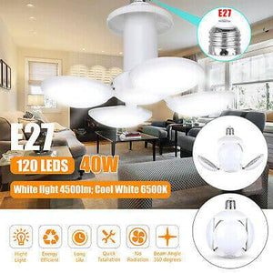 Multi Angle Transforming Designer LED Bulb