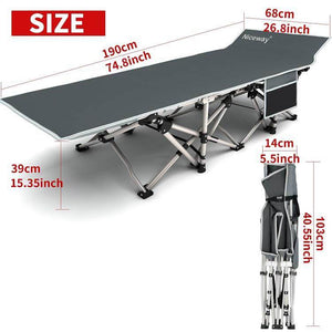 Heavy Duty Folding Bed
