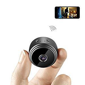Wireless HD 1080P Mini Security Camera