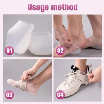 Invisible Height Booster & Heel Protector (Unisex)
