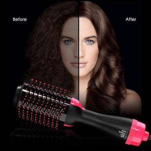PROFESSIONAL HAIR DRYER & STYLER