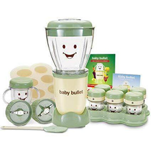 20-Piece Set Baby Food Maker