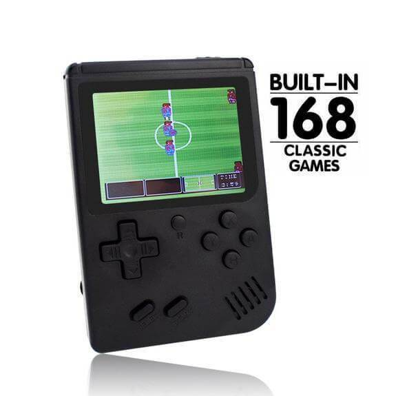 168 in 1 Portable Game Console