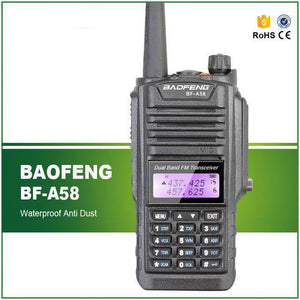 Waterproof Long Range 2-Way Radio