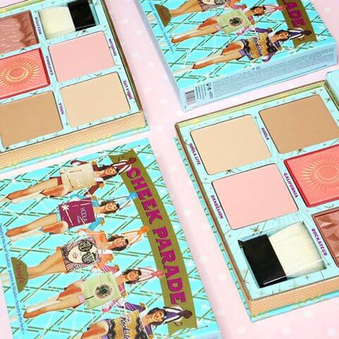 Limited Edition Cheek Bronzer & Blush Palette