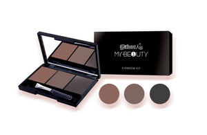3 Colors Eyebrow Master Set