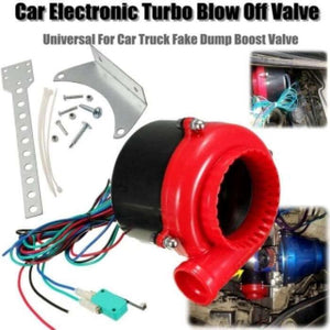 Electronic Turbo Blow Off Valve Simulator