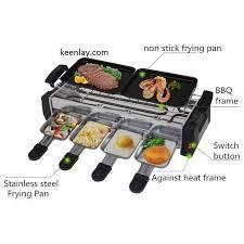 Electric Barbecue Grill Master