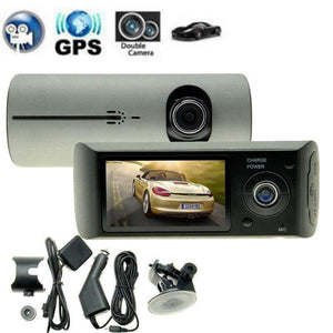 2 Channel Mini DVR with GPS