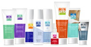 PFB - Brighten Every Part of You Products