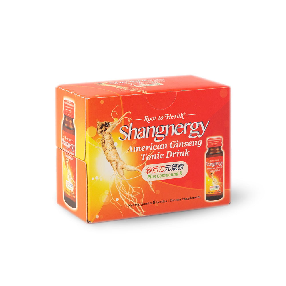 Shangergy American Ginseng Tonic Drink