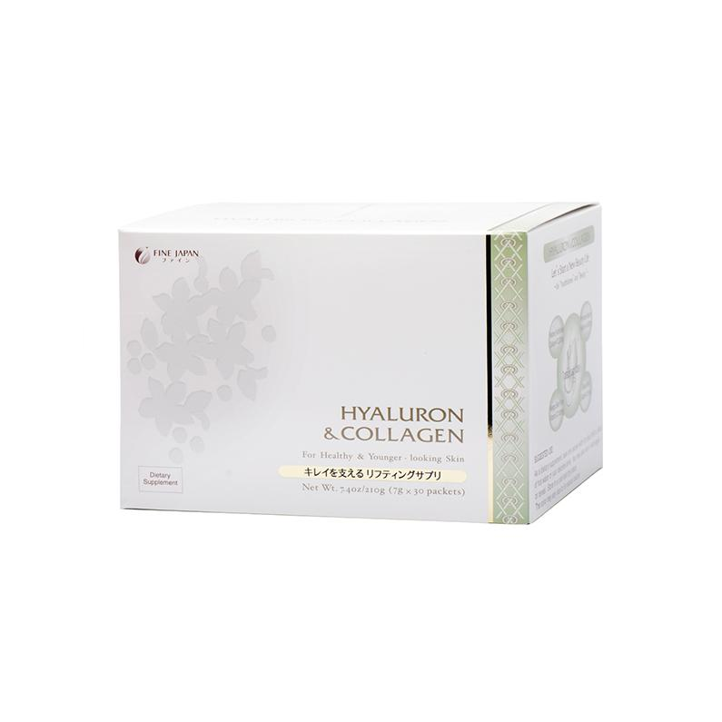 FINE HYALURON COLLAGEN POWDER (MILK FLAVOR)