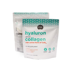 FINE HYALURON COLLAGEN POWDER -  with CoQ10