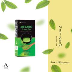 FINE METABO GREEN TEA