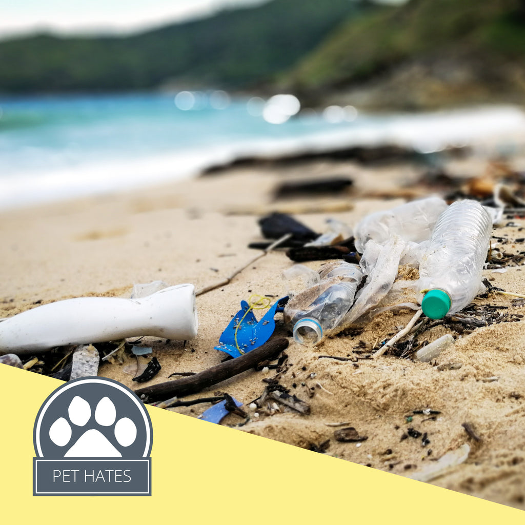 Fido's Nest Blog | The Problem with Plastics