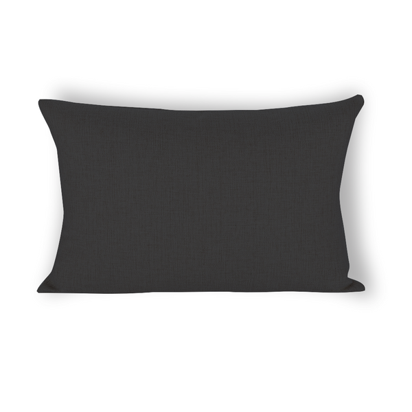 Lupo's Nest Charcoal Bold Range Pillow Bed