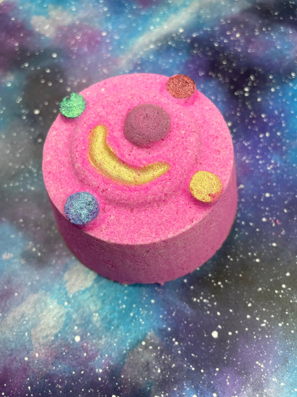 Moon Prism Power Bath Bomb