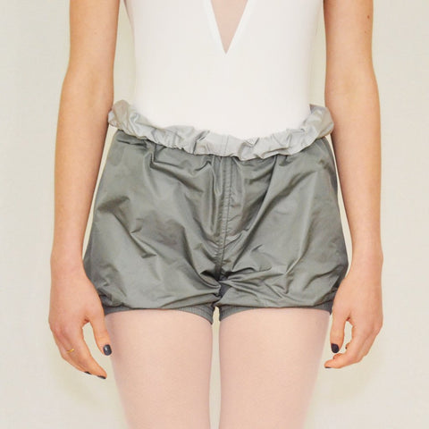 Bullet Pointe - Parachute Shorts - MoveME Boutique