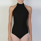 BulletPointe High neck halter Leotard