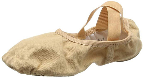 So Danca Child Bliss Ballet Shoe SD16 ( Skin tone )