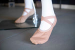 So Danca Adult Bliss Ballet Shoe SD16 (Tones B)
