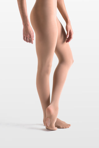 So Danca Adult Convertible Tights TS82