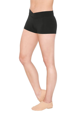 So Danca Adult  V front Shorts SL80