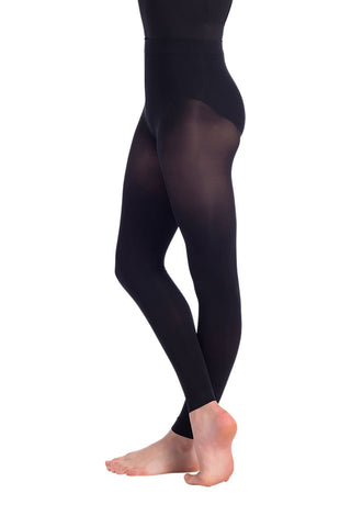 So Danca Adult  Footless Tights