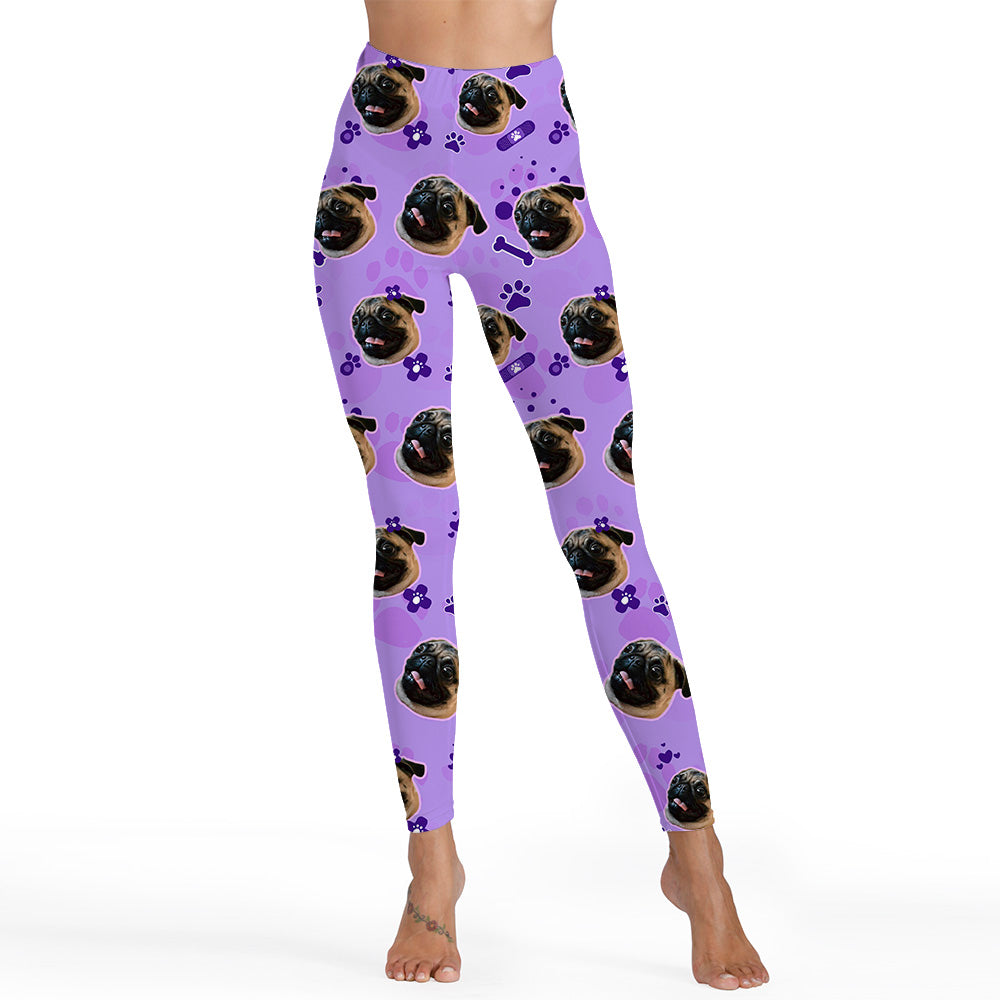 Custom Premium PupLeggings TAMHD
