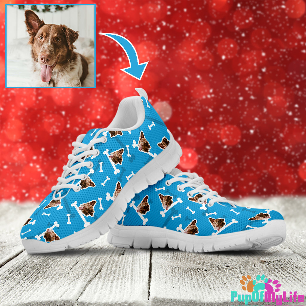 Custom PupShoes - DTHDH1 - Blue