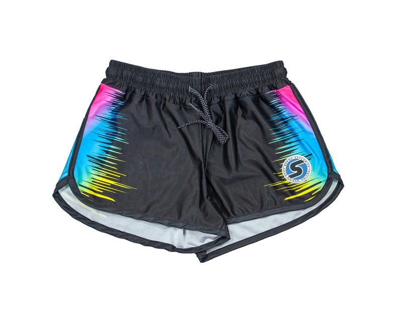 Women's Watercolor Competition Shorts