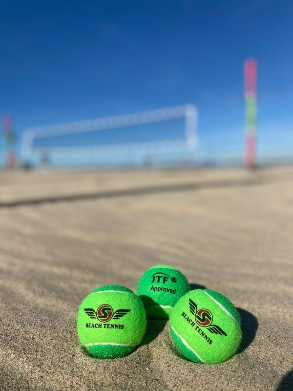 Limited Edition - The Tropical S Ball in Guava Green - ITF APPROVED