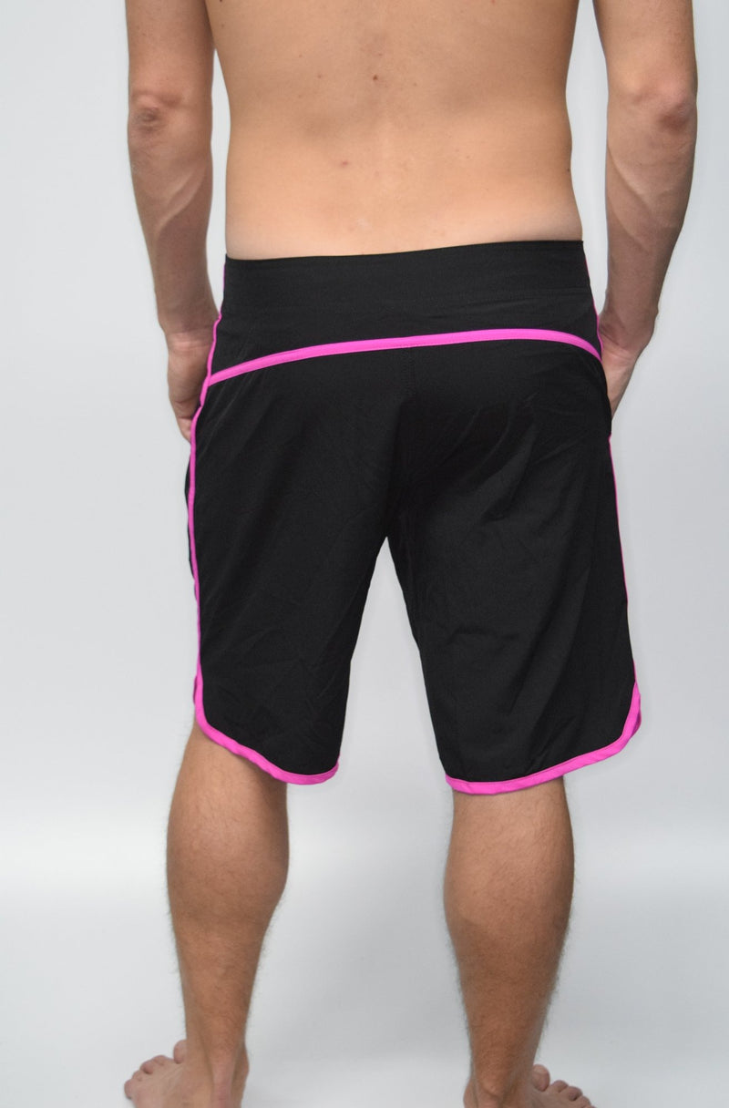 Men's Competition Hybrid Shorts in Pink