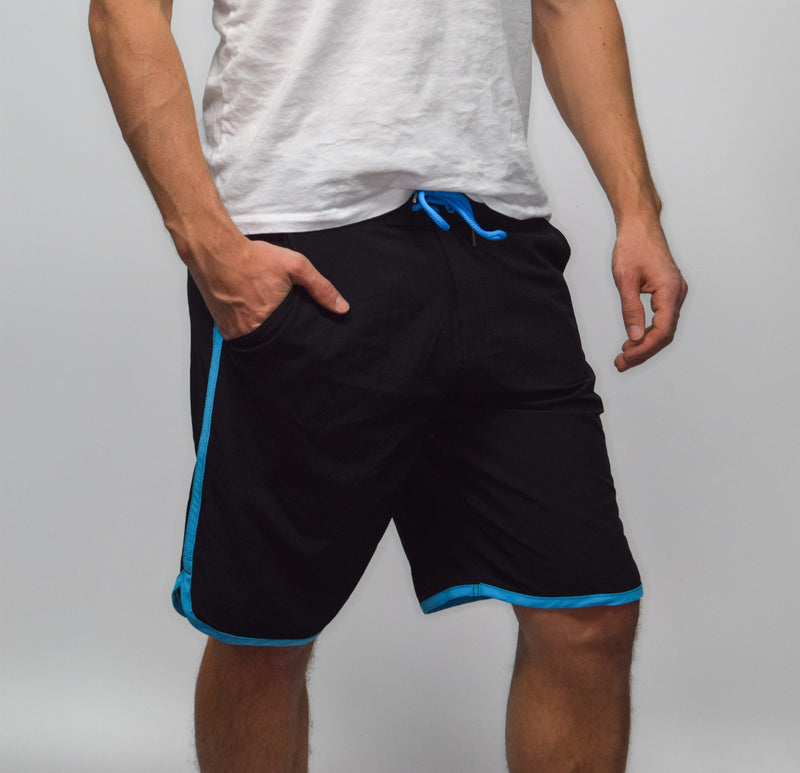 Men's Competition Hybrid Shorts in Blue