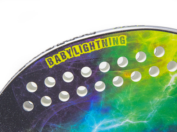 Baby Lightning Beach Tennis Paddle
