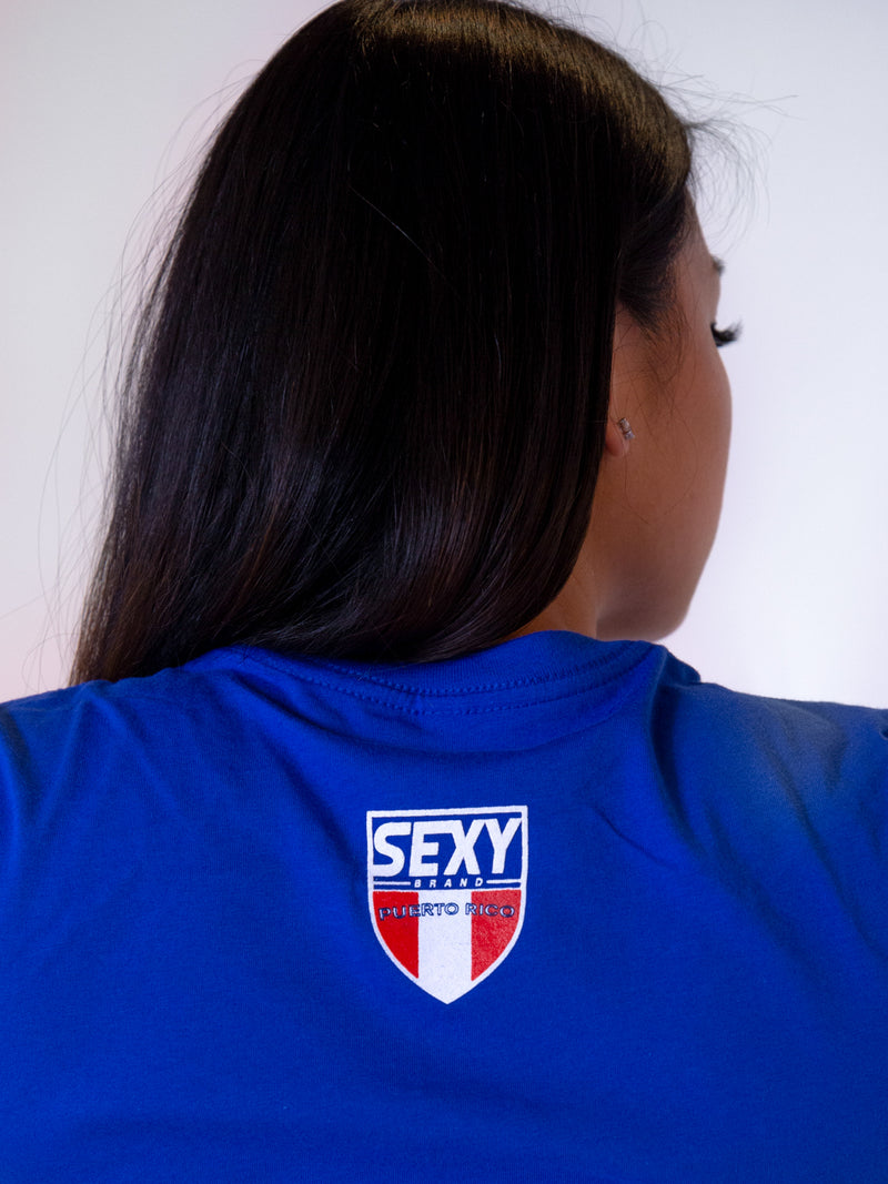 SEXY Definition Tee - Puerto Rico Team