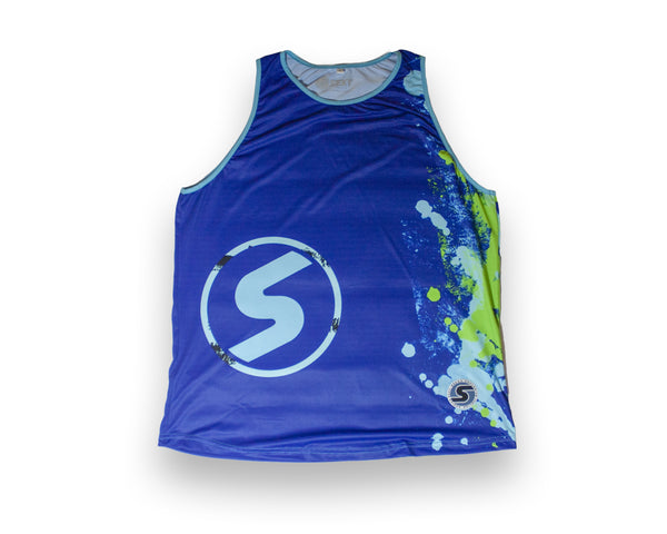"Men's ""Splash Up"" Competition Tank"
