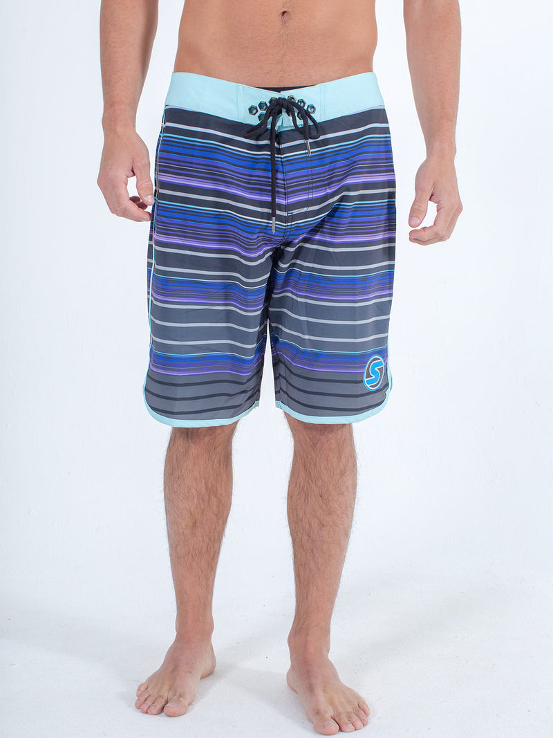 sexy brand blue dream boardshort swimwear mens