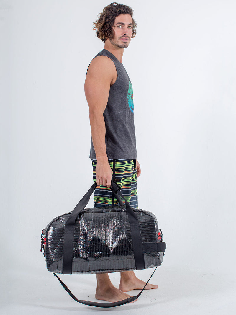 full load special carbon fiber bag Special Carbon Fiber Black