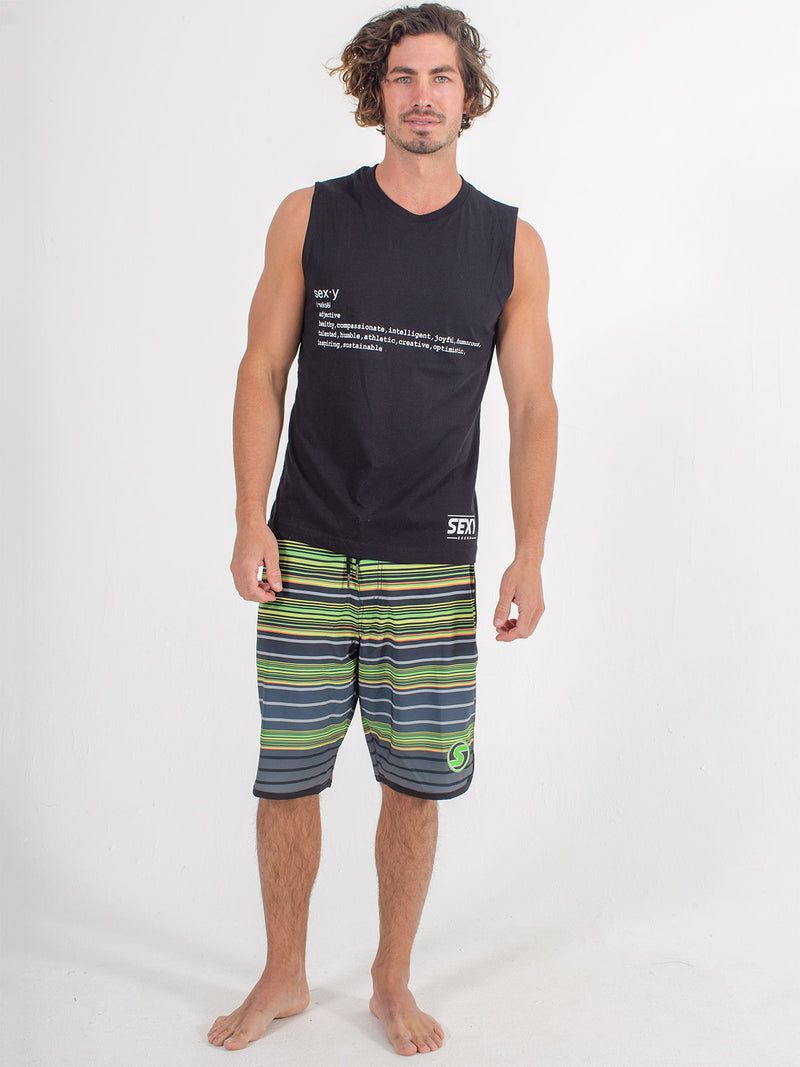 sexy brand mens sexy definition tank black