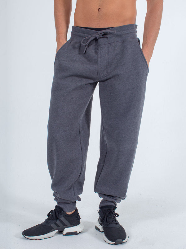 Softie Joggers in Heather Gray