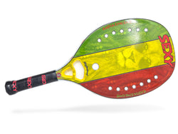 Sexy Brand Rasta Lion Grit Center Beach Tennis Paddle