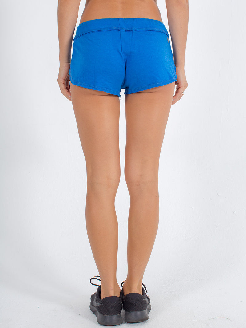 sexy brand softie shorts royal blue