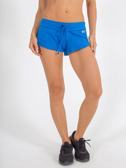 sexy brand womens softie shorts royal blue