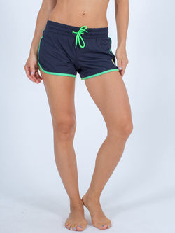 sexy brand womens shorts marisa black lime