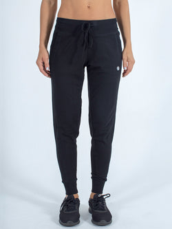 sexy brand womens joggers black