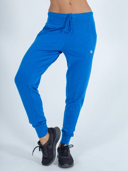 Softie Joggers in Blue