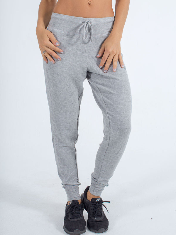 sexy brand womens joggers gray